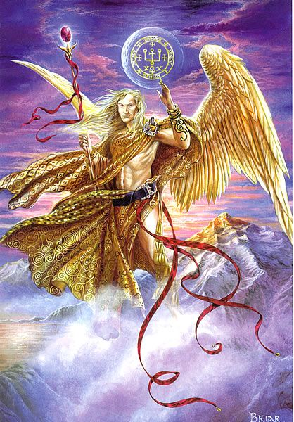 Archangel Raphael: