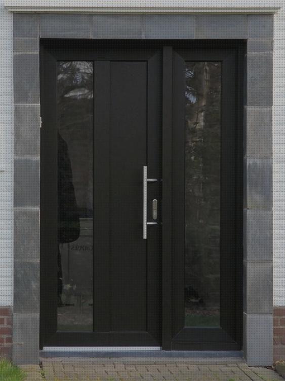 23 Puertas de entrada modernas