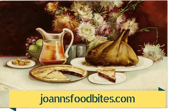 Read my Top 5 NON-FOOD Thanksgiving Tips at http://joannsfoodbites.com/5-non-food-thanksgiving-tips/
