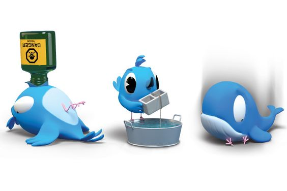 Twitter - The Start-up That Wouldn't Die (Part of BusinessWeek Cover)