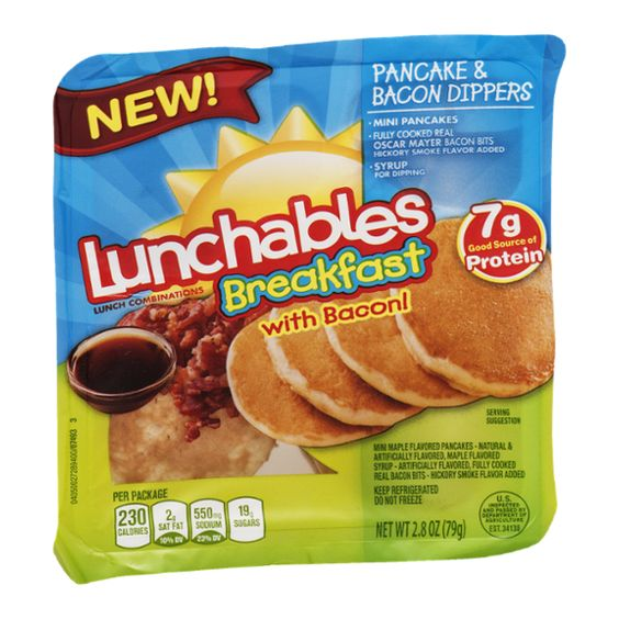 Breakfast Lunchable Review