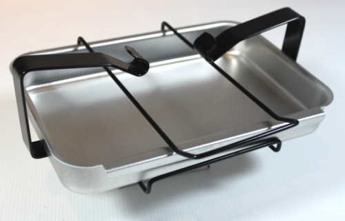 Grease Catch Pan And Holding Bracket Grillparts Com Bbq Repair And Replacement Parts In 2020 Grill Parts Stainless Steel Channel Weber Grill