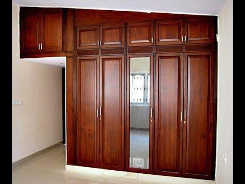 Closets Y Armarios Modernos De Madera Youtube En 2021 Closets De Madera Modernos Closets De Madera Closet De Madera Modernos
