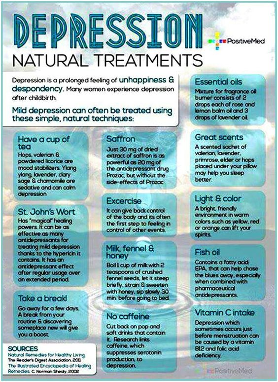 Natural help for depression hope pinterest for Fish oil for depression and anxiety