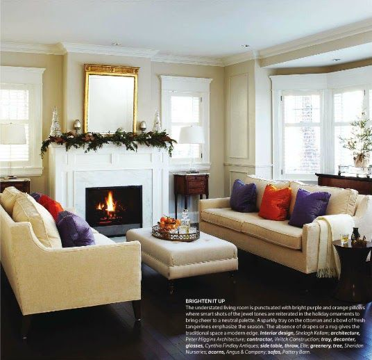 Love, LOVE, this living room