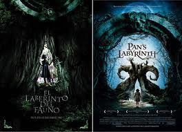 Pan's Labyrinth, amazing costume design and superb tale  by the genius mind of Guillermo Del Toro: