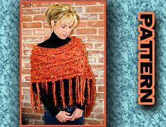 Ravelry: Maven Wrap pattern by Zephyr Designs