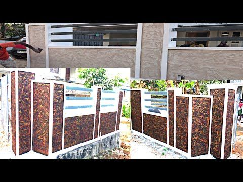 Wall Putty New Texture Design In Infinitex Youtube Texture Design Design House Front Design