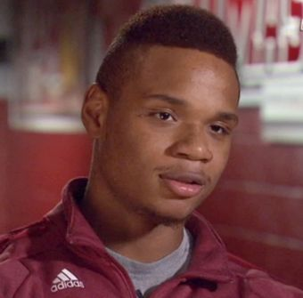 In his coming out, he has become the first openly gay National Collegiate Athletic Association Division 1 basketball player Today, countless young basketball players, athletes, and men of color have another outstanding role model who reflects the fact that you can be who you want to be no matter who you love.'