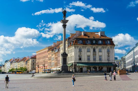 Photo of the day: Warsaw, Poland