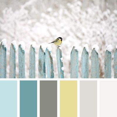 Peaceful Palette - design seeds