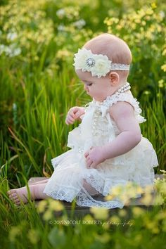 Flower babies could be so adorable.