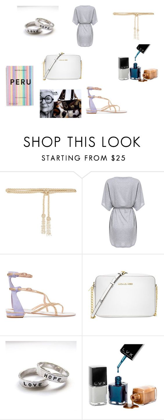 """Suffer now and live the rest of your life as a champion -M. Ali-"" by nadaanja ❤ liked on Polyvore featuring Valentino, René Caovilla, Michael Kors, Coach and PHAIDON"