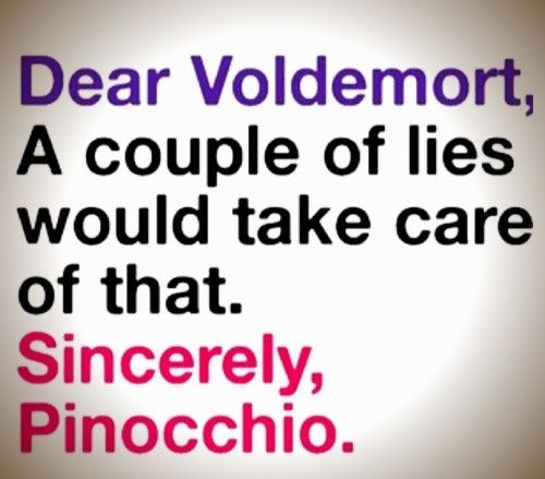 Harry Potter humor :)