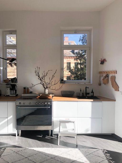 Grosse Magnolien Liebe Und Sonnenliebe In Unserer In 2020 Haus Deko Kuchen Planung Kuche