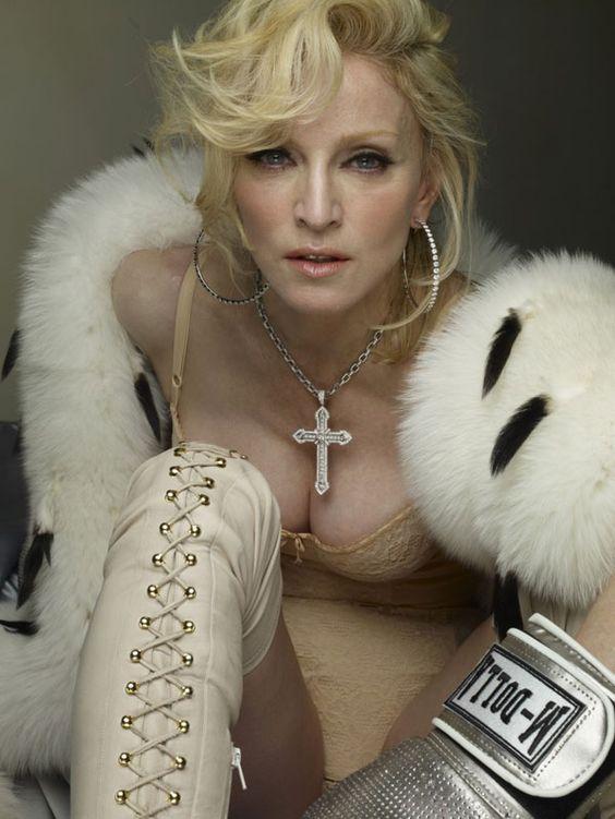 Image detail for -Madonna pokazana jest z tej drugiej strony z pewnością nie wygląda ...