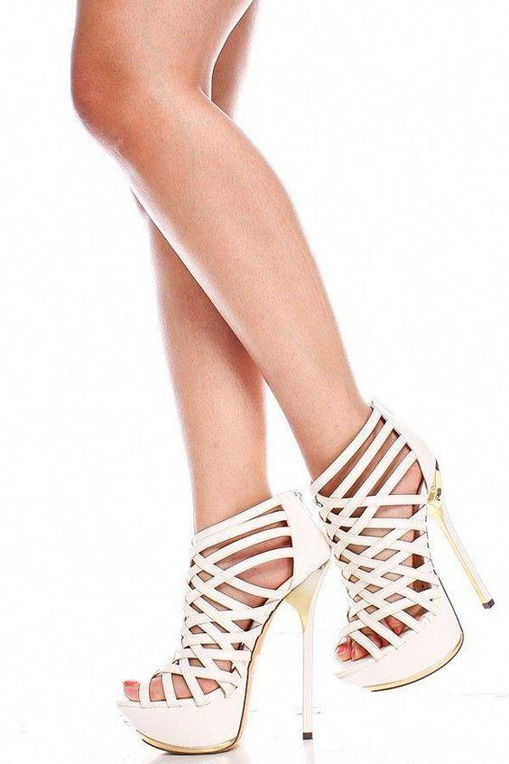 Adorable Platform High Heels
