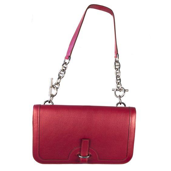 MODASELLE - Hermes Chaine d'Ancre Clutch Bag, CAD $4,250.00 (http://www.modaselle.com/hermes-chaine-dancre-clutch-bag/)