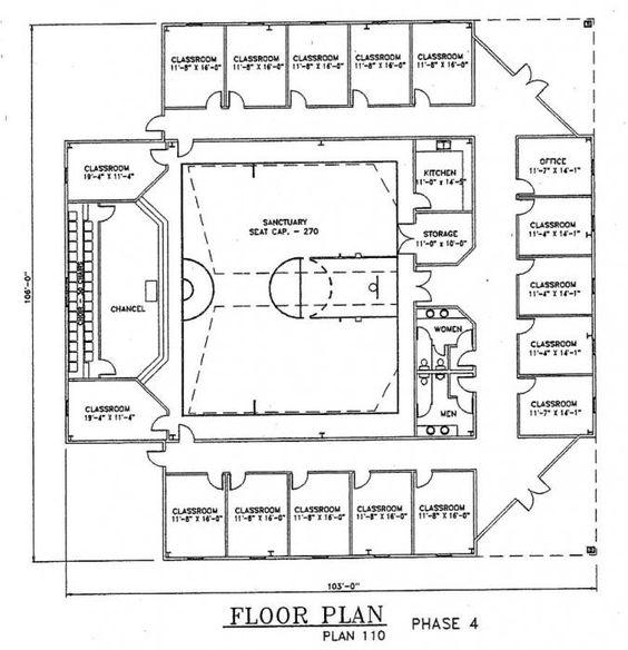 Auditorium plan Arquitectura Educativa Pinterest Grundrisse - site plan template
