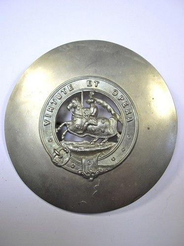 Fife  Yeomanry,  Plaid Brooch