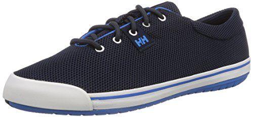 W Scurry LO, Chaussures de Sport Femme, Bleu (689 Bleu Veillée/Bleu Vif), 36 EUHelly Hansen