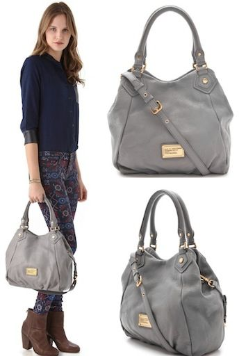 50 Shades Of Gray: Go Gaga With These Gorgeous Gray Bags!