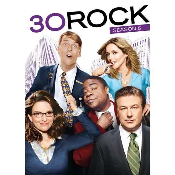 30 Rock. Sharp, hilarious, and witty. Tina Fey is a genius.