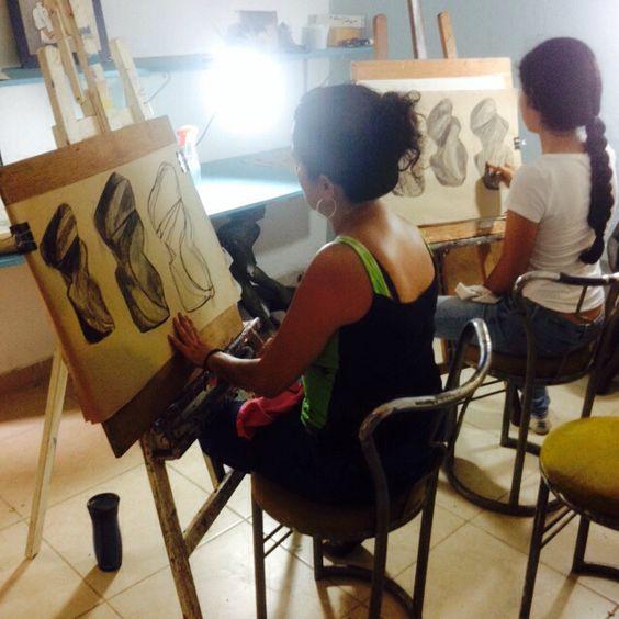 Classes de dibujo.