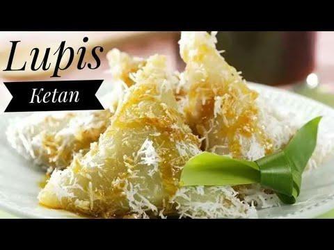 Video 21 Resep Masakan Cara Membuat Lupis Daun Pisang Enak Dan Lezat Food Snacks Dapur