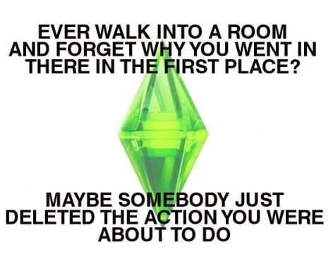 sims: Mind Blown, Mindblown, Real Life, Sims Life, Funny Stuff, Sims 3, The Sims, Sims Humor