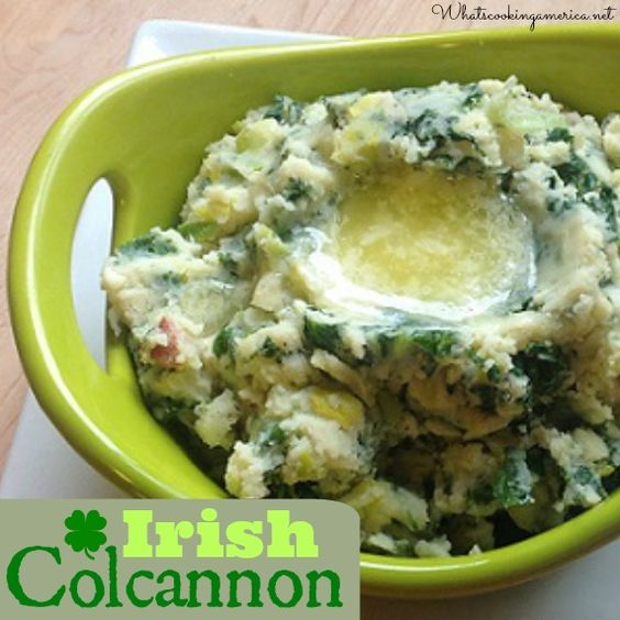 Beer Braised Irish Stew And Colcannon Recipe — Dishmaps