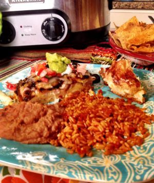 Kayla's Enchilada Casserole: Cooker Recipes, Crockpot Meals, Casserole Crockpot, Cooker Crockpot Recipes, Crockpot Enchiladas, Crock Pot Meals, Crockpot Turkey, Recipes Crockpot, Crockpot Kayla