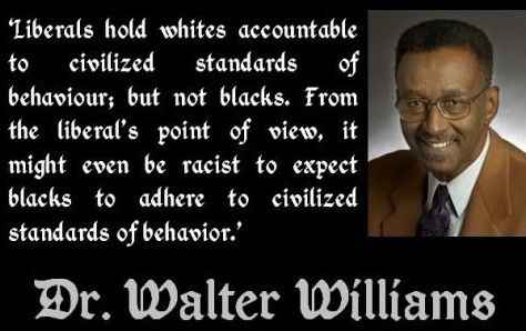 Dr. Walter E. Williams