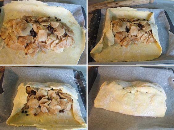 Die Küchenschabe: Die Klaräpfel sind reif!