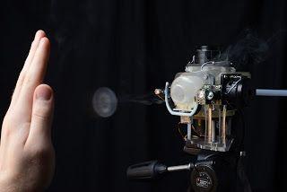 Aireal: Disney simula tato com tiros de ar