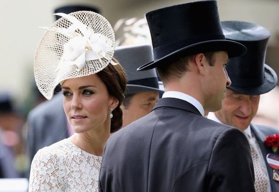 Will & Kate attended day 2 of Royal Ascot today.