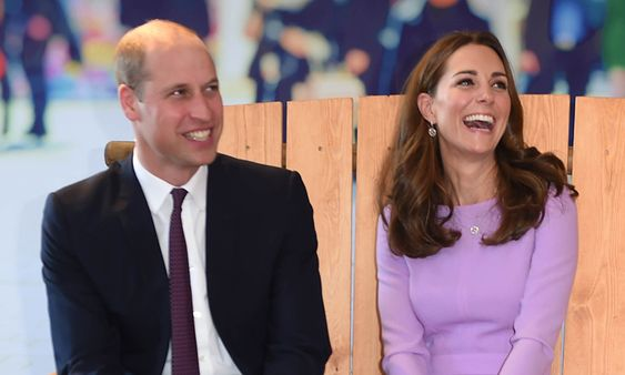 Kate Middleton back championing mental health with Prince William by her side – live updates
