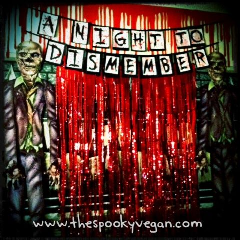 Zombie Party Decorations | A Night to Dismember Zombie Halloween ...
