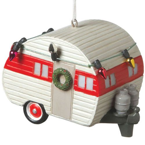 Retro Campers Motor Homes And Christmas Holidays On Pinterest