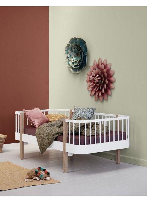 Oliver Furniture Junior Bettsofa Tagesbett Wood 90x160 Cm Weiss