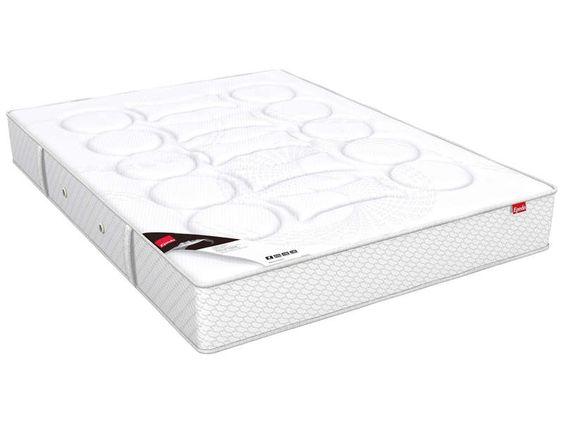 matelas ressorts 140x190 cm epeda moonrise prix promo. Black Bedroom Furniture Sets. Home Design Ideas