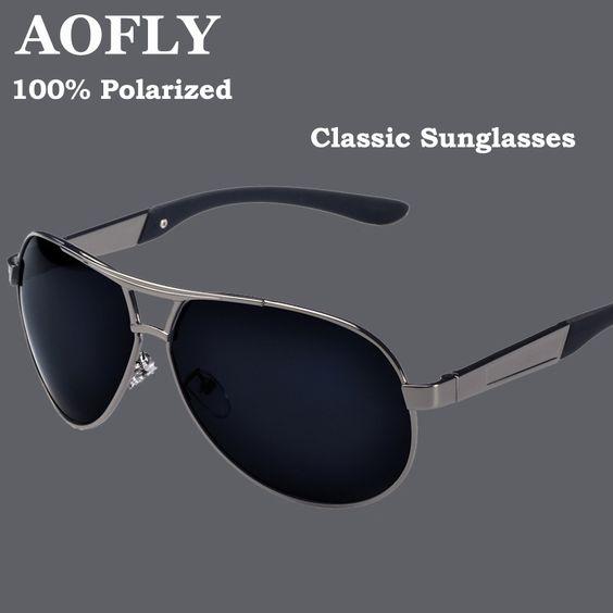 oakley polarized sunglasses for driving  2015 new fashion men's polarized sunglasses driving aviator coating mirrors eyewear sun glasses for men uv400