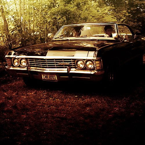 The Impala Is A Thing Of Beauty
