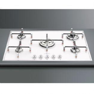 Smeg74cm Gas On Glass HobPVB750