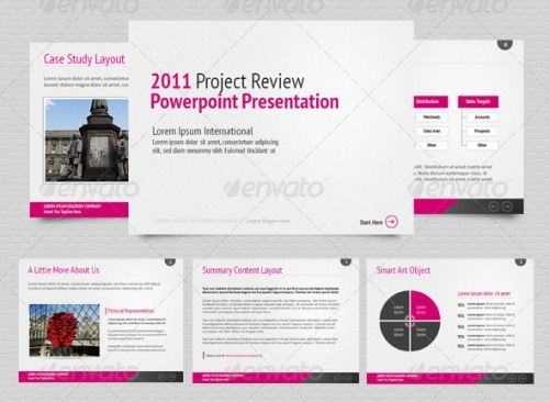 A New Free High Impact Corporate Presentation Template From