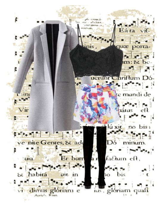Untitled #91 by nada-ahmed177 on Polyvore featuring polyvore, mode, style, MANGO, Stuart Weitzman and Art Classics