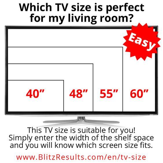 Pin On Interior Design Width of 70 inch tv