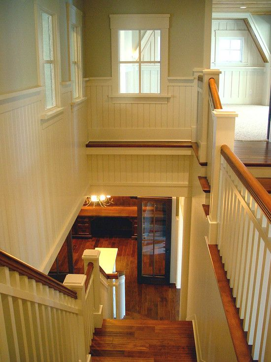 Cottage Interiors Traditional Staircase And Wooden