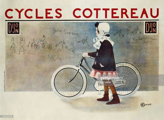 Cycles Cottereau Poster by Laforet Pictures | Getty Images