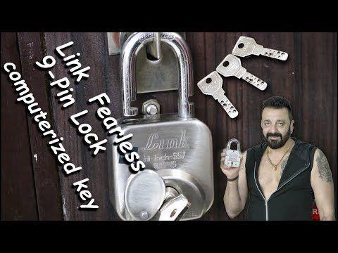 Best Computerized Key Lock Link Hi Tech S57 Security Lock Best Lock For Your Main Door Youtube Cool Lock Security Locks Key Lock